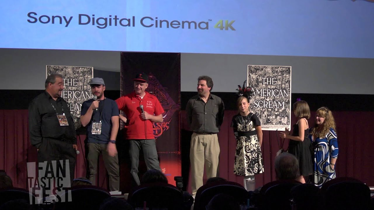 Fantastic Fest 2012 THE AMERICAN SCREAM Q&A