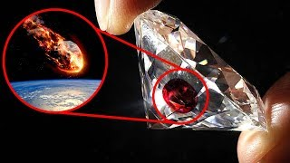 Most MYSTERIOUS Things Found Inside DIAMONDS!