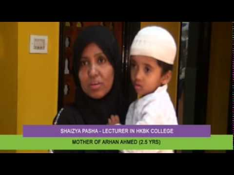 Brainy Stars International Islamic Montessori Bangalore - Parents Feedback testimonial 03