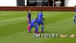 Kombinasi Keyboard Untuk Selebrasi Gaya Di Fifa Online 3