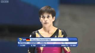 Oksana Chusovitina - Vault - 2011 World Championships - Event Final