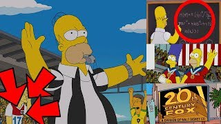 5 MORE TIMES The Simpsons PREDICTED THE FUTURE - WORLD CUP - 2018