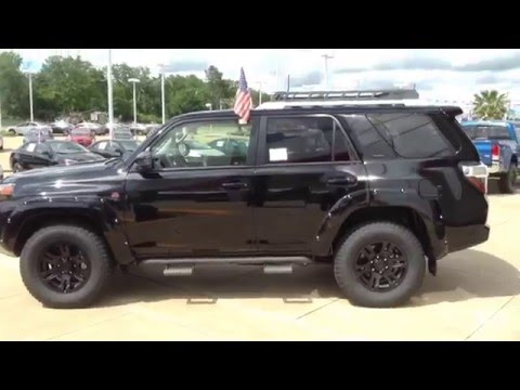 2016 Toyota 4Runner TForce Edition at Loving Toyota