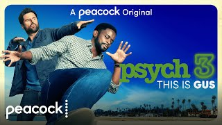 Psych 3: This Is Gus Peacock Tv Web Series Video HD