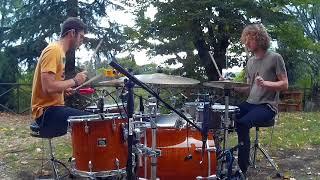 drumshake - New Rules (Dua Lipa) 2Drums Cover