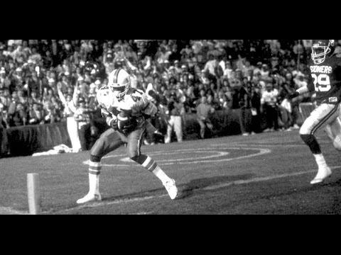 1988 Orange Bowl  #1 Oklahoma (11-0) vs. #2 Miami (11-0)
