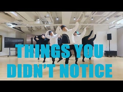 Things You Didn't Notice in EXO-CBX Blooming Day Dance Practice