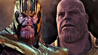 WHY THANOS WAS MORE POWERFUL IN ENDGAME