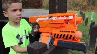 Nerf War: The Playground