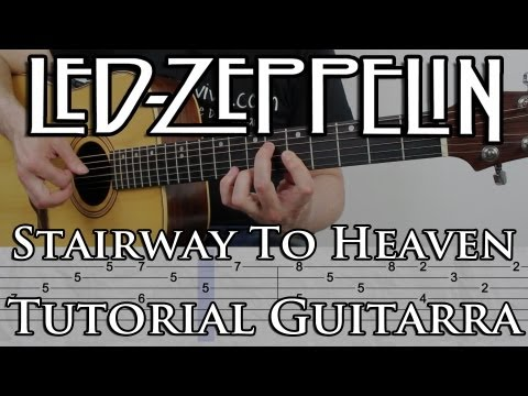 Baixar Como tocar Led Zeppelin Stairway To Heaven en Guitarra acústica FACIL! TUTORIAL