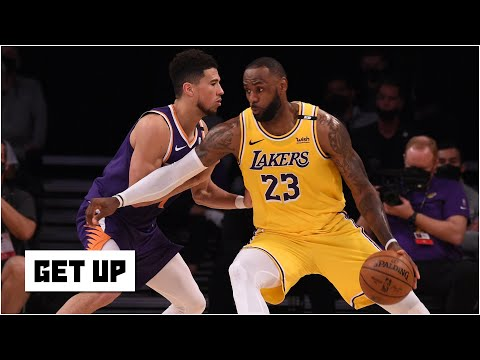 Lakers vs. Suns Game 3 highlights and Perk's biggest takeaways | Get Up