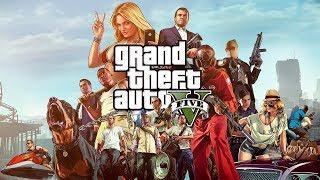 Grand Theft Auto V (GTA V) - GTX 1070 laptop MSI GE73 8RF   MAX SETTING  