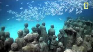 Museo submarino en cancún
