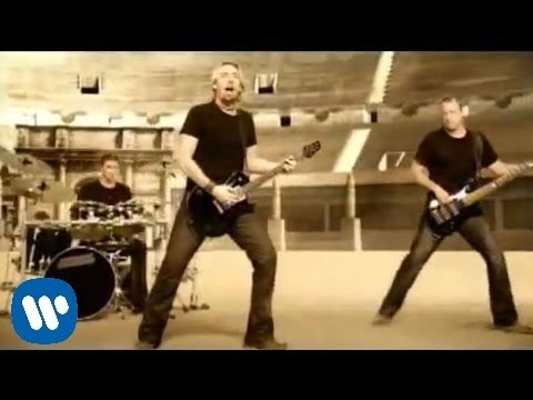 Nickelback - Gotta Be Somebody [OFFICIAL VIDEO]