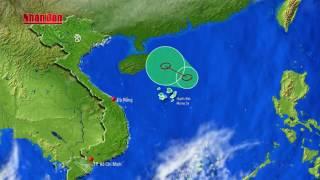 Tin Áp Thấp Nhiệt Đới: Xuất Hiện Vùng Áp Thấp Trên Biển Đông