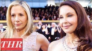 Ashley Judd & Mira Sorvino | Oscars Red Carpet 2018