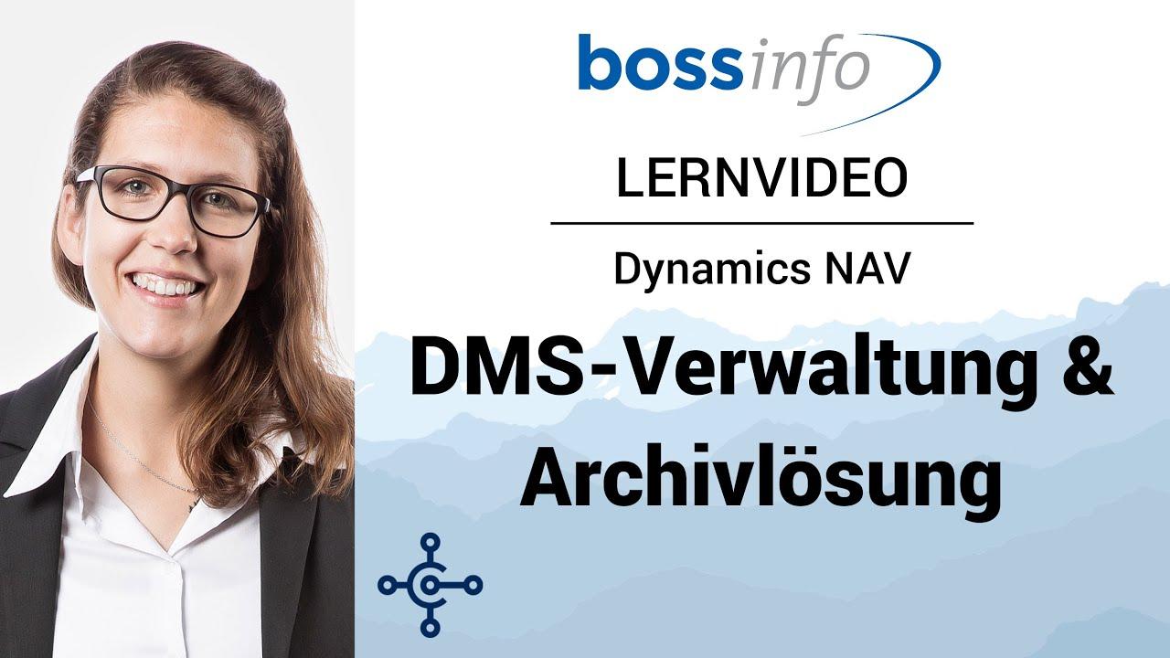 Microsoft Dynamics NAV - DMS