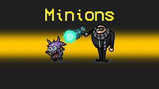 OFFICIAL MINIONS Mod in Among Us