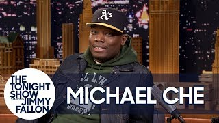 Michael Che Went to a Strip Club with Dos Equis' Most Interesting Man in the World