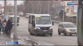 Маршрутки могут исчезнуть из центра Омска