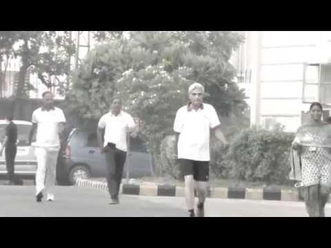 Jashn - II, Walking competition, Male - Age : 66 - 75