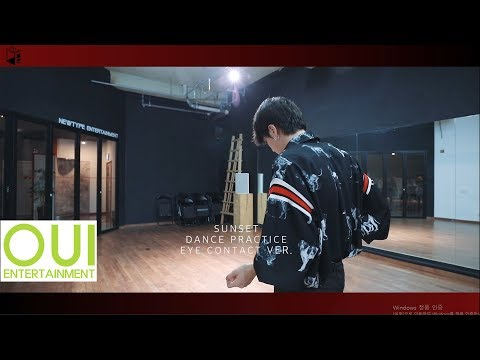 KIM DONG HAN(김동한) - [동한TV] BONUS CLIP #1 'SUNSET'  EYE CONTACT VER.