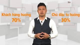 Phân tích lợi nhuận dự án Hòa Bình Green Đà Nẵng