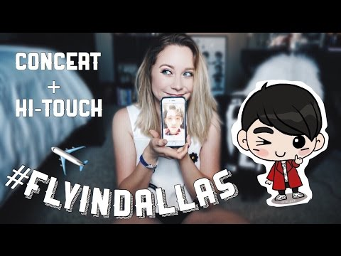 JINYOUNG TOOK A SELFIE ON MY PHONE?! | My GOT7 Concert Experience #FLYinDallas