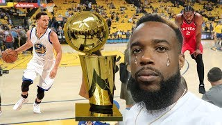 My First NBA Finals Game WITHOUT LEBRON! Warriors vs Raptors Game 3