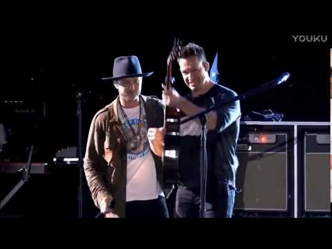 OneRepublic - Counting Stars (Grammy Festival Beijing)