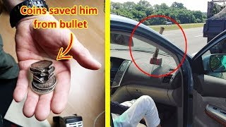 Lucky People Who Avoided Disasters In Unbelievable Ways