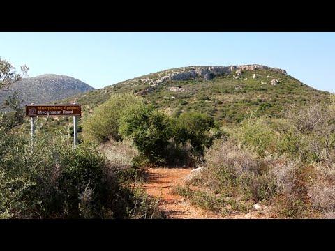 Ανακαλύπτοντας τους αρχαίους μυκηναϊκούς δρόμους