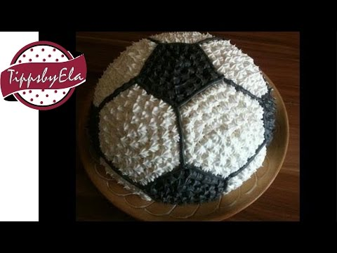 Fu 223 Balltorte Torte Anleitung Deutsch How To Make A