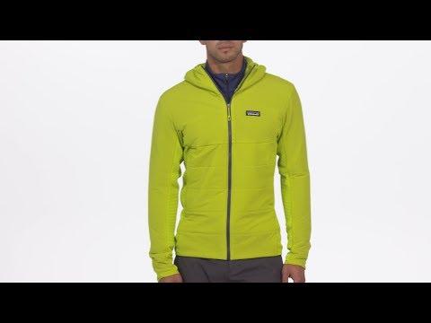 Patagonia Men's Nano-Air® Light Hybrid Hoody