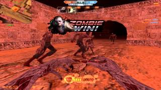 Counter Strike Nexon: Zombies! First Impressions + Hero Mode