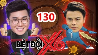 X6 SQUAD| #130| Vo Minh Lam and Tien Cong turns into ninja to kidnap and torture Cat Tuong