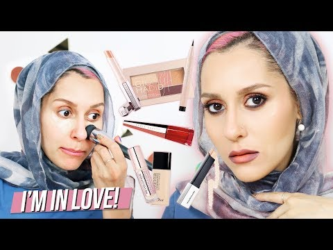 TESTING NEW MAKEUP Of 2018!! (Fenty, Dior, Revolution, Gigi X Maybelline)