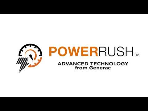 <strong> PowerRush™ Advanced Technology</strong>