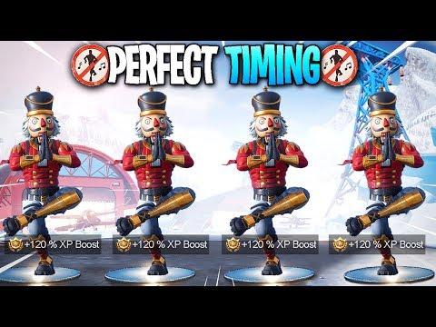 Fortnite - Perfect Timing Dance Compilation! #6 - (Season 7)