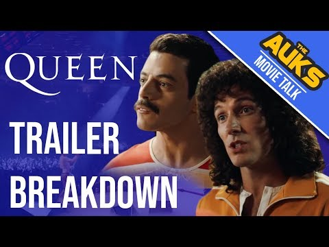 Bohemian Rhapsody Official Trailer Breakdown