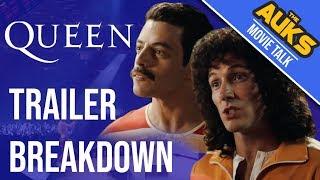 Bohemian Rhapsody Official Trailer Breakdown
