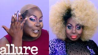 RuPaul's Drag Race Star Latrice Royale's Drag Transformation Tutorial | Allure