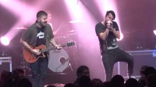 "Silverstein - ""Apologize"" [One Republic cover] (Live in San Diego 11-29-15)"