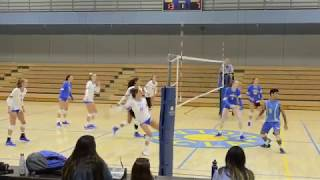 UCLA Women's Volleyball Inter-Squad Scrimmage - August 19, 2017 (Longer Video)
