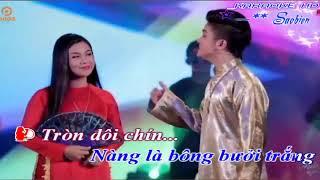[Karaoke Remix] Trai Tài Gái Sắc - Khưu Huy Vũ Ft Dương Hồng Loan ✔