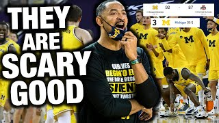 Michigan Basketball COULD WIN the NATIONAL CHAMPIONSHIP