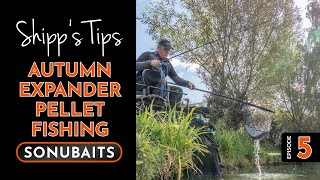 Thumbnail image for SHIPP'S TIPS - EPISODE 5 - Autumn Expander Pellet Fishing!