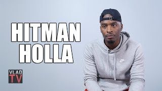 Hitman Holla on Beating Up Guy Who Interrupted Battle, Drake Betting $10k (Part 3)