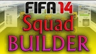 FIFA 14 | My favorite seire A squad builder