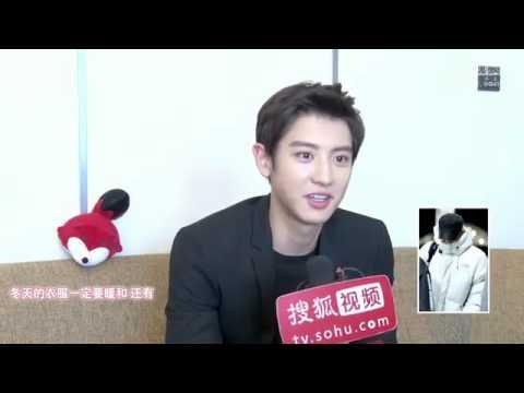 151124搜狐韓娛 Sohu Korea interview with CHANYEOL